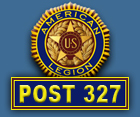 American Legion Post 327 Home Page